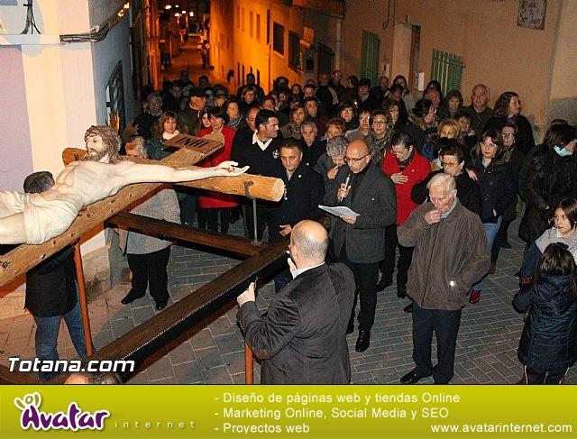 Homenaje a Juan Ant. Yáñez de Lara y Vía Crucis de Hdes. y Cofradías 2016 - 144