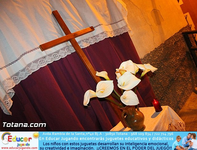 Homenaje a Juan Ant. Yáñez de Lara y Vía Crucis de Hdes. y Cofradías 2016 - 145