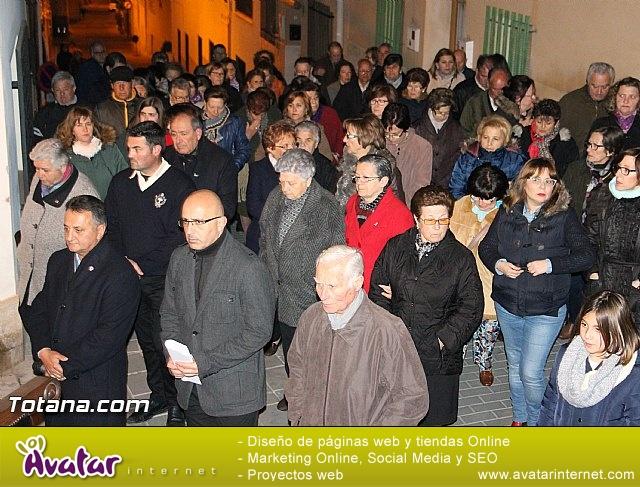 Homenaje a Juan Ant. Yáñez de Lara y Vía Crucis de Hdes. y Cofradías 2016 - 148
