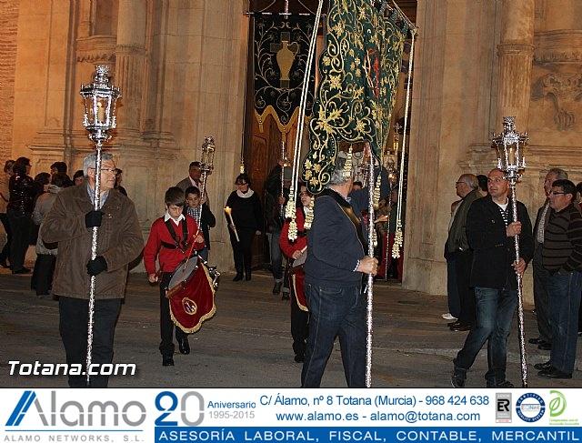 Vía Crucis de Hermandades y Cofradías 2014 - 16