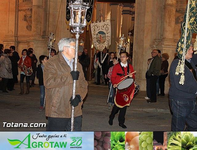 Vía Crucis de Hermandades y Cofradías 2014 - 17