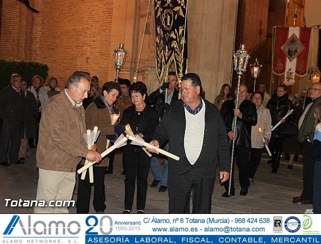 Vía Crucis de Hermandades y Cofradías 2014 - 31