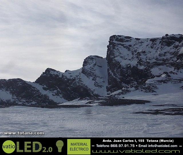 Corredor del veleta. Sierra Nevada 2012 - 3
