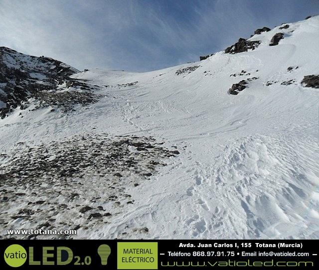 Corredor del veleta. Sierra Nevada 2012 - 10