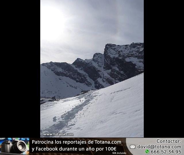 Corredor del veleta. Sierra Nevada 2012 - 17