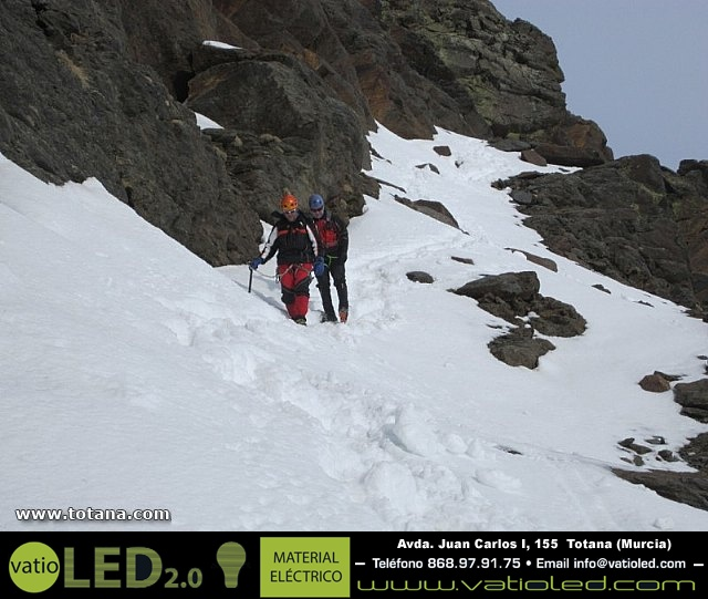 Corredor del veleta. Sierra Nevada 2012 - 26