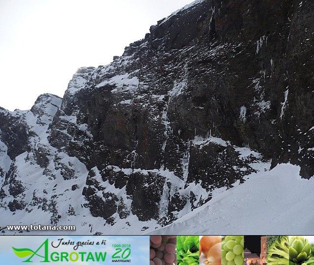 Corredor del veleta. Sierra Nevada 2012 - 35