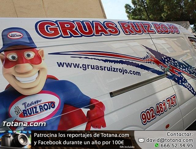 Verificaciones técnicas coches XXX Subida a La Santa 2015 - 2
