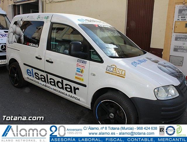 Verificaciones técnicas coches XXX Subida a La Santa 2015 - 3