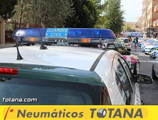 Verificaciones técnicas coches XXX Subida a La Santa 2015 - 4