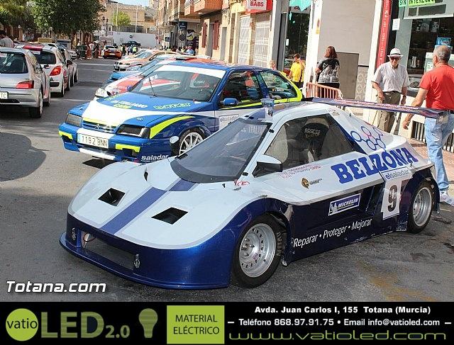 Verificaciones técnicas coches XXX Subida a La Santa 2015 - 7