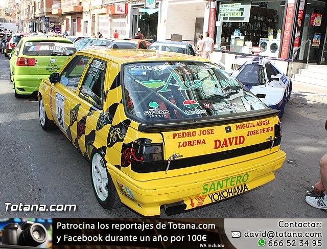 Verificaciones técnicas coches XXX Subida a La Santa 2015 - 12