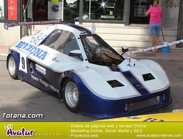 Verificaciones técnicas coches XXX Subida a La Santa 2015 - 14