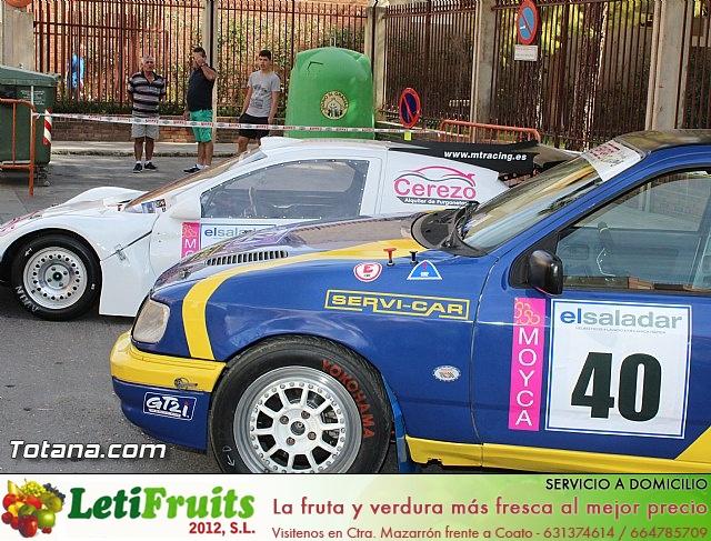 Verificaciones técnicas coches XXX Subida a La Santa 2015 - 15