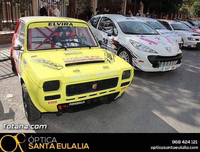 Verificaciones técnicas coches XXX Subida a La Santa 2015 - 18
