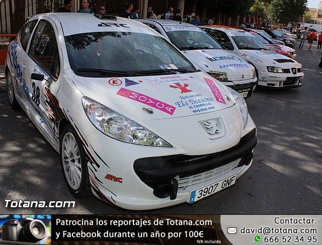 Verificaciones técnicas coches XXX Subida a La Santa 2015 - 19