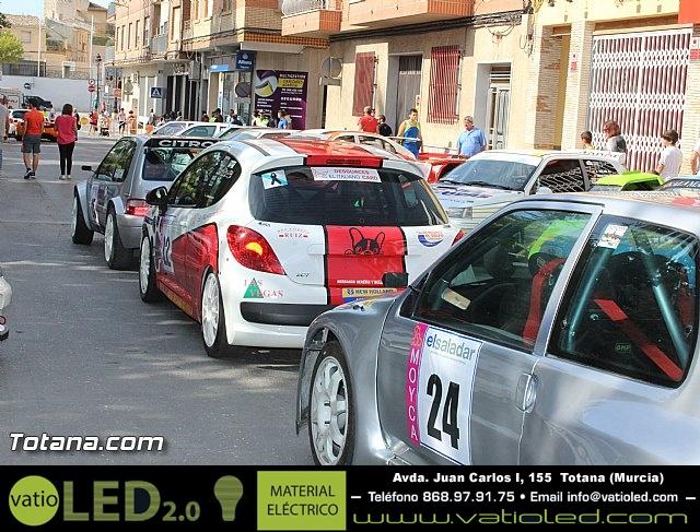 Verificaciones técnicas coches XXX Subida a La Santa 2015 - 20