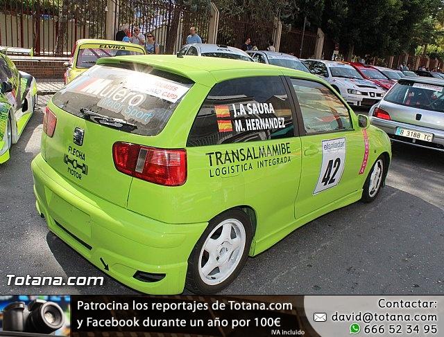 Verificaciones técnicas coches XXX Subida a La Santa 2015 - 27
