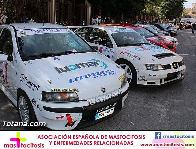 Verificaciones técnicas coches XXX Subida a La Santa 2015 - 34