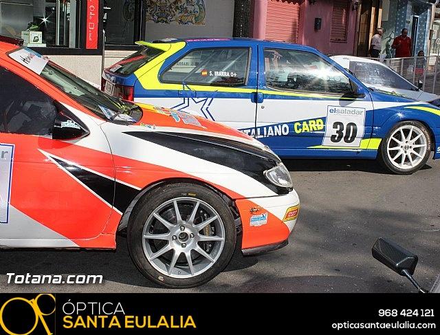 Verificaciones técnicas coches XXX Subida a La Santa 2015 - 39