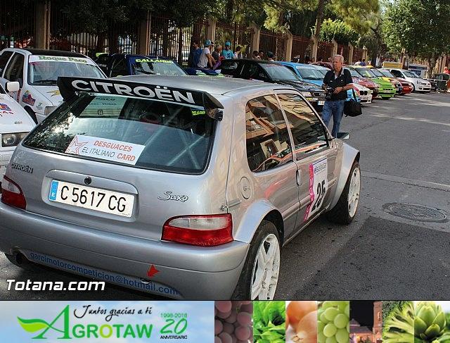 Verificaciones técnicas coches XXX Subida a La Santa 2015 - 42