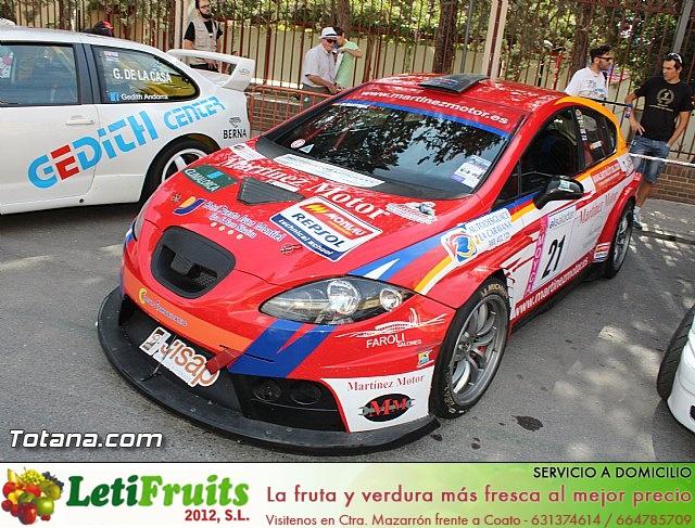 Verificaciones técnicas coches XXX Subida a La Santa 2015 - 44