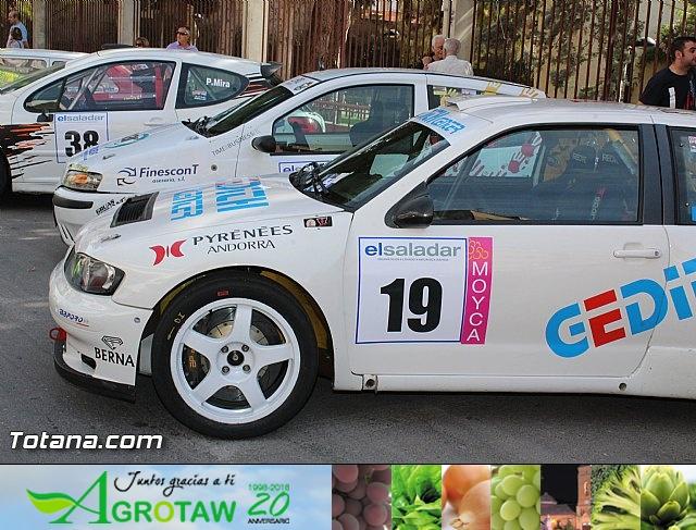 Verificaciones técnicas coches XXX Subida a La Santa 2015 - 45