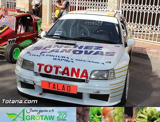 Verificaciones técnicas coches XXX Subida a La Santa 2015 - 47
