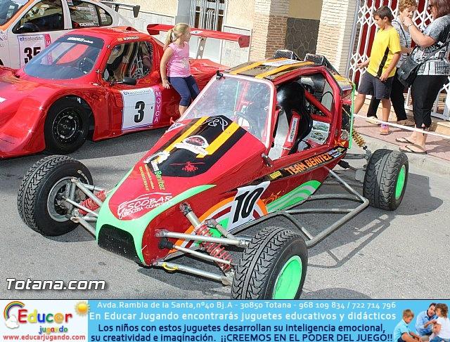 Verificaciones técnicas coches XXX Subida a La Santa 2015 - 48