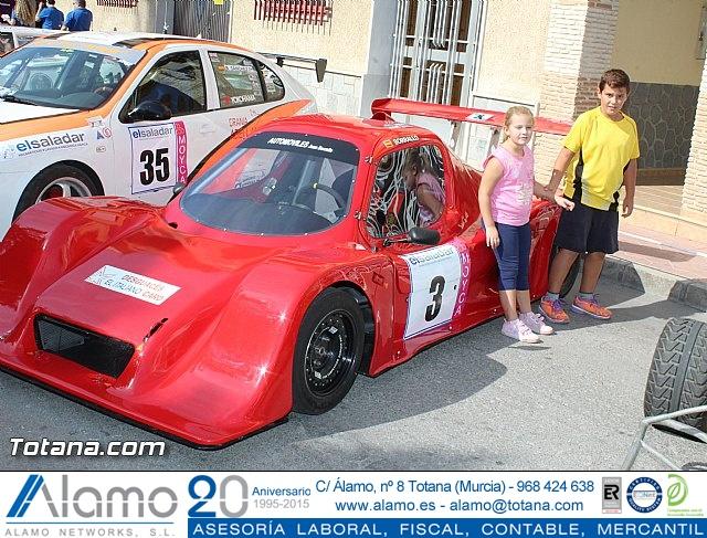 Verificaciones técnicas coches XXX Subida a La Santa 2015 - 49