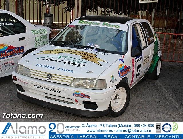 Verificaciones técnicas coches XXX Subida a La Santa 2015 - 51