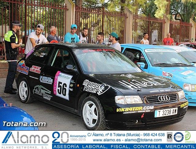 Verificaciones técnicas coches XXX Subida a La Santa 2015 - 54