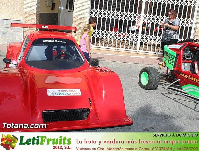 Verificaciones técnicas coches XXX Subida a La Santa 2015 - 55