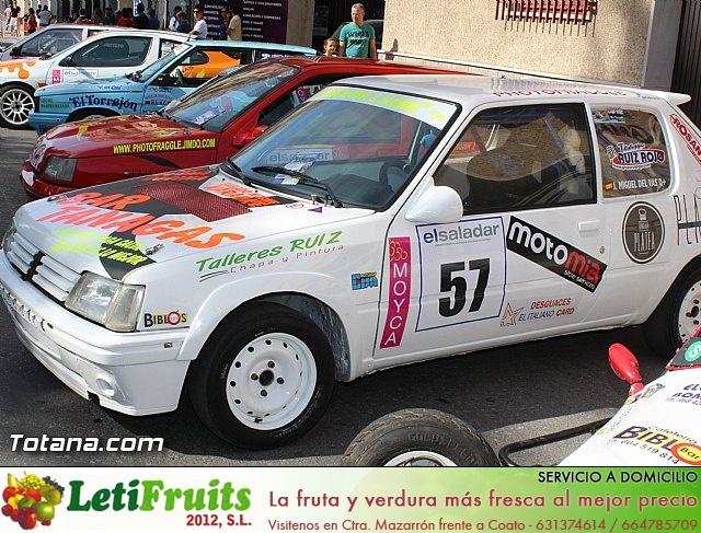 Verificaciones técnicas coches XXX Subida a La Santa 2015 - 58