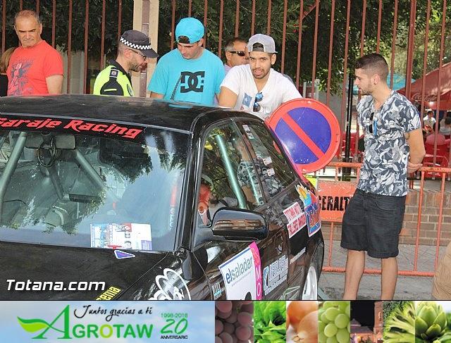 Verificaciones técnicas coches XXX Subida a La Santa 2015 - 59