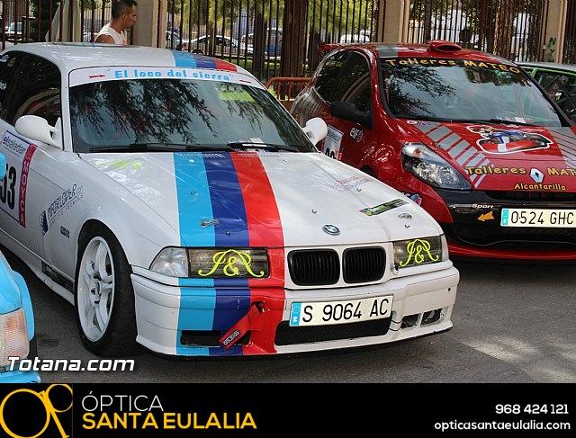 Verificaciones técnicas coches XXX Subida a La Santa 2015 - 62