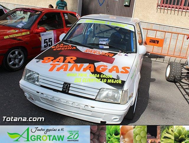 Verificaciones técnicas coches XXX Subida a La Santa 2015 - 63