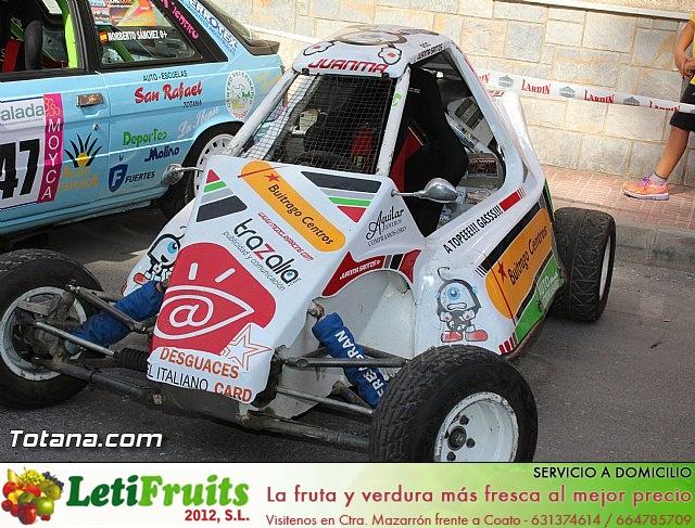 Verificaciones técnicas coches XXX Subida a La Santa 2015 - 69