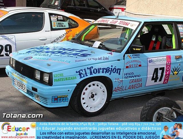 Verificaciones técnicas coches XXX Subida a La Santa 2015 - 70