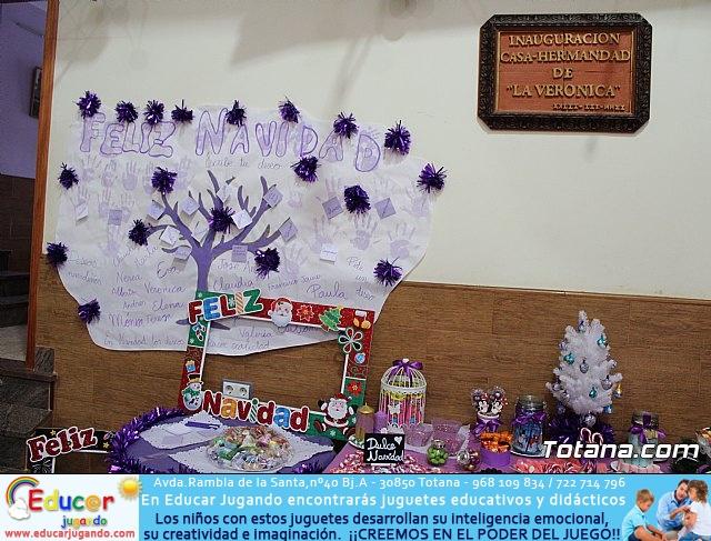 Inauguración Belén de La Verónica 2019 - 9