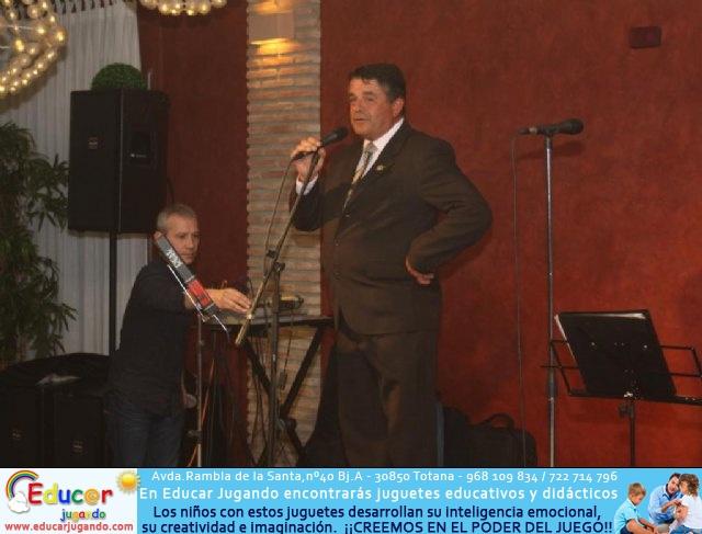 D. Sebastián Cánovas Martínez, elegido para la Distinción de Honor de La Verónica 2013 - 3