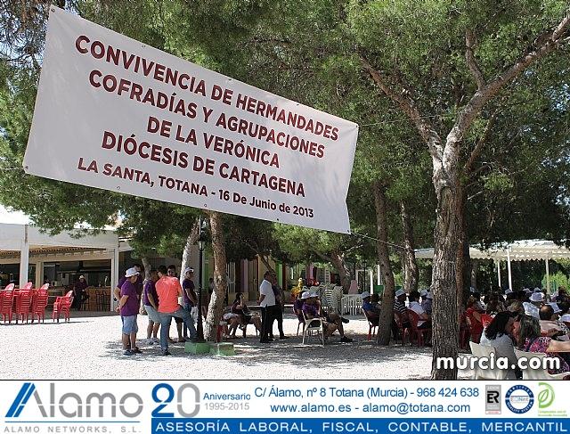 Encuentro de hermandades, cofradías y agrupaciones de La Verónica - 9