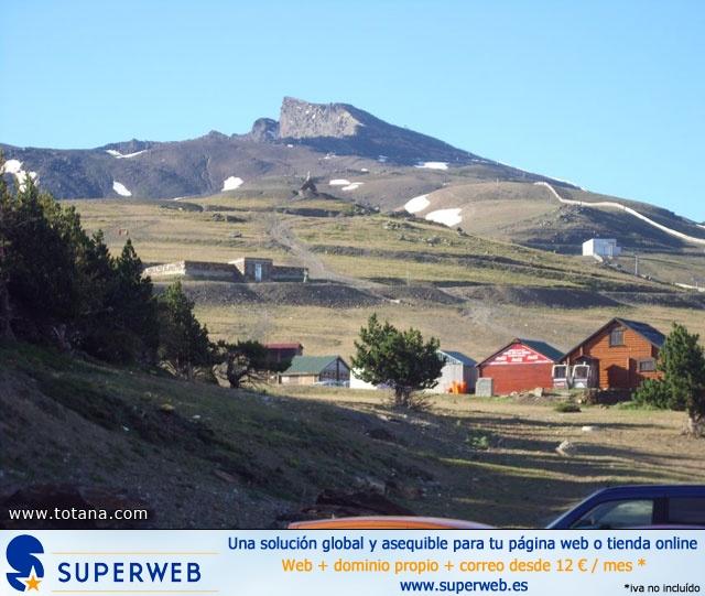 Vía Silvia, Noroeste Veleta Sierra Nevada (Julio 2014) - 2