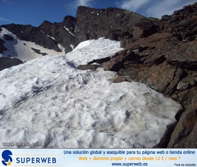 Vía Silvia, Noroeste Veleta Sierra Nevada (Julio 2014) - 4