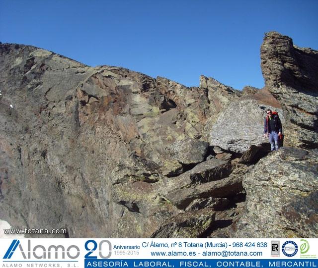 Vía Silvia, Noroeste Veleta Sierra Nevada (Julio 2014) - 6