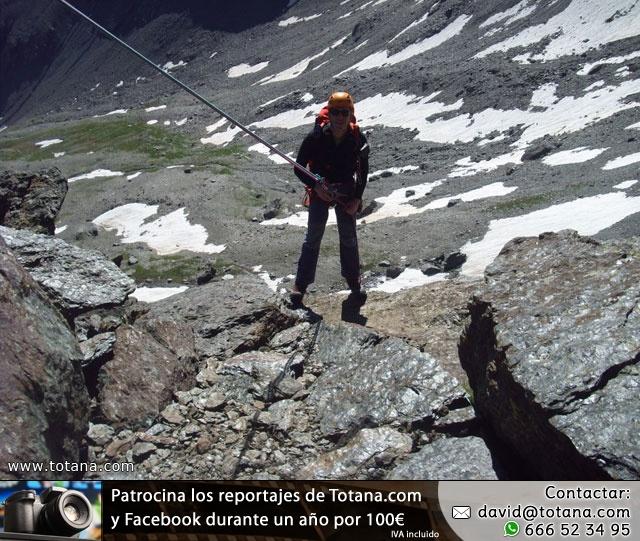 Vía Silvia, Noroeste Veleta Sierra Nevada (Julio 2014) - 10