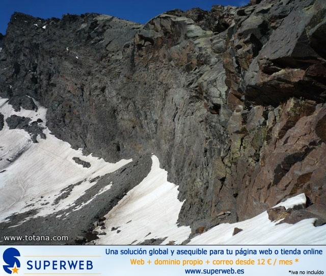 Vía Silvia, Noroeste Veleta Sierra Nevada (Julio 2014) - 11