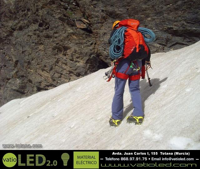 Vía Silvia, Noroeste Veleta Sierra Nevada (Julio 2014) - 15