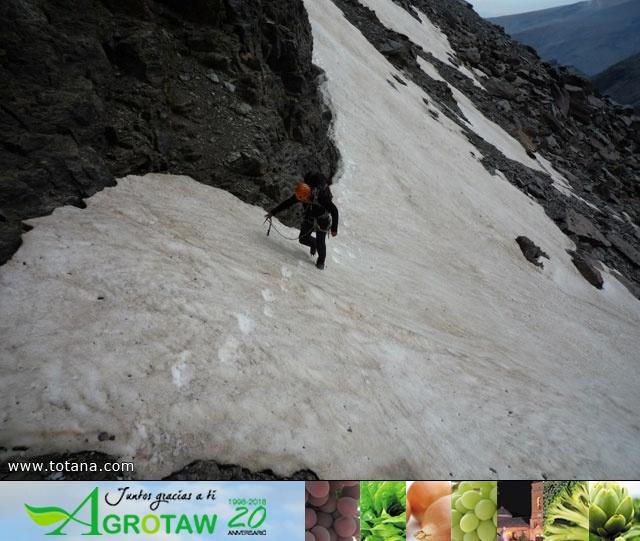 Vía Silvia, Noroeste Veleta Sierra Nevada (Julio 2014) - 20