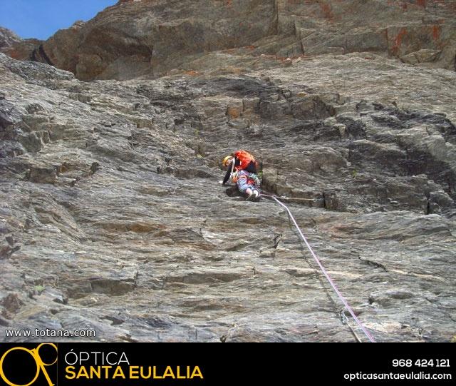 Vía Silvia, Noroeste Veleta Sierra Nevada (Julio 2014) - 23